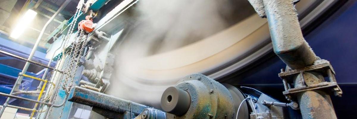 Sapphire Paper Mill Paper Machine