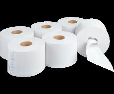 Beta One centre pull toilet rolls