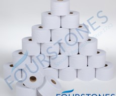 KTTR - Fourstones Kattan Twin Roll System Paper Product