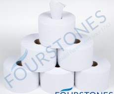 Fourstones Beta One centre pull toilet roll