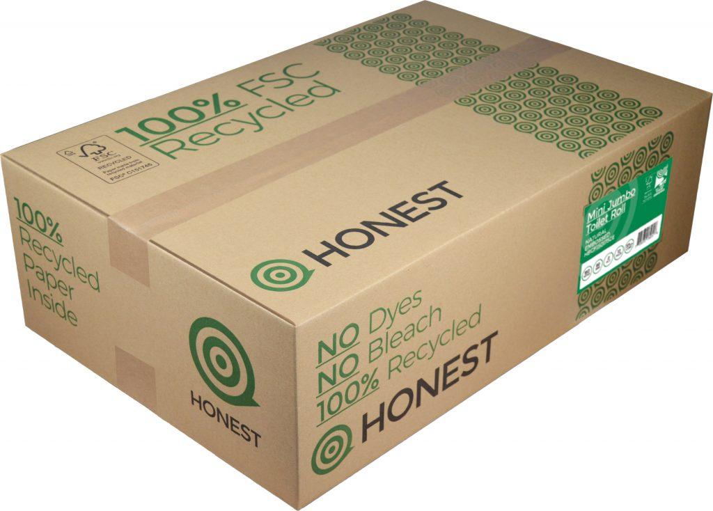 Honest Centrefeed Box